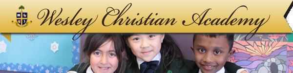 Wesley Christian Academy Logo